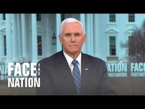 Pence says Trump s latest immigration offer really is an effort to compromise with Democrats