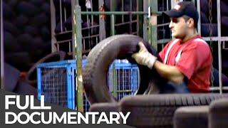 HOW IT WORKS - Episode 26 - Tyre recycling, Sugar, Doormats, LPG conversion