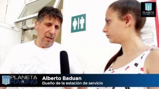 Planeta Racing TV: Entrevista a Alberto Baduan.