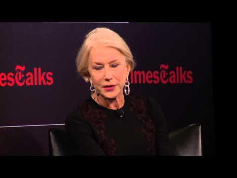 Helen Mirren Interview TimesTalks
