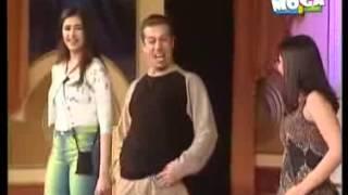 مشهد جامد من مسرحية كدة اوكيه هتموت من الضحك | قفشات الأفلام