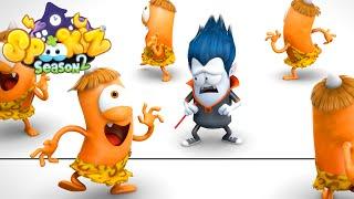 Spookiz 스푸키즈 | 214 | Don't Cross The Line | (Season 2 - Episode 14) | Cartoons for Children