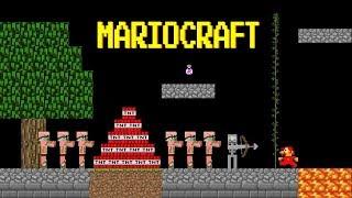 Mario in Minecraft (Maze )