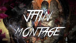 Jhin Montage {Hataki-senpai}