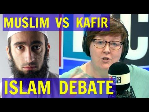 Xxx Mp4 MUSLIM Vs KAFIR Islamophobia Debate LBC 3gp Sex