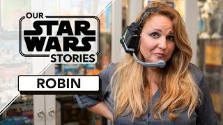 How Star Wars Sparked Robin