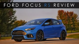 Review | 2016 Ford Focus RS | Reality Check