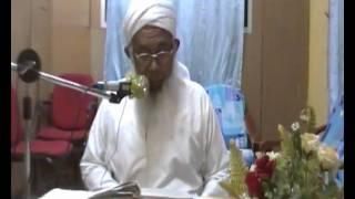 Syeikh Maulana Muhammad Abdul Khadir Khutbah Zaid Bin Iyad Part 4/4