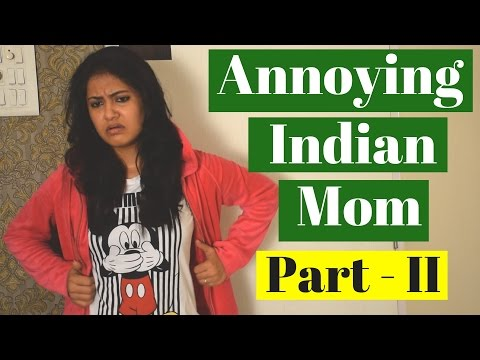 Annoying Indian Mother-II | Adult Comedy | Sickomedian | CaptainNick