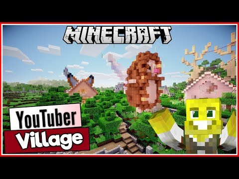 Xxx Mp4 Hedgehog Fox Houses Plus More Youtuber Village Ep 3 3gp Sex
