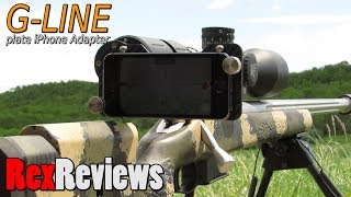 G-LINE iPhone Scope Adapter on Axial Precision 6.5mm ~ Rex Reviews