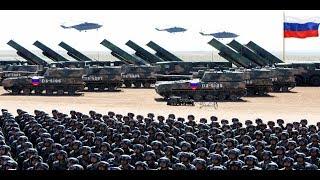İşte Avrupa'nın Korktuğu Rusya Ordusu 2018 | Güç Gösterisi