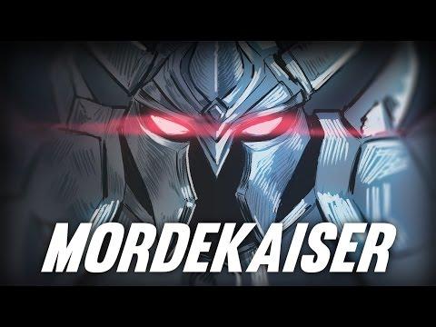 Imaqtpie MORDEKAISER IS STRONG CRAZY ENDING ft. IWDominate