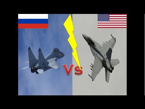 The MiG-29K Vs. The F/A-18F Super Hornet!! *Viewers' Choice*