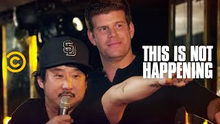 Steve Rannazzisi, Bobby Lee, Natasha Leggero & Ari Shaffir - This Is Not Happening - Uncensored