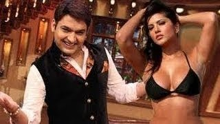 Kapil Sharma FLIRTING with Sunny Leone in Comedy Nights with Kapil 8th March 2014 Full EPISODE