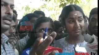 Ambili devi , actress in  Kerala School Kalolsavam 2001: Asianet News Archives