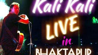 Nepali Live Song - Kali Kali | (Live in Bhaktapur) | Deepak Bajracharya