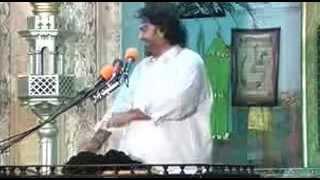 Allama Nasir Abbas shaheed biyan Ali Easa Ali yadgar majlis Qasir Al Qaim Sargodha