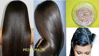 HOMEMADE KALONJI HAIR MASK FOR HAIR GROWTH || 100% NATURAL HAIR LOSS TREATMENT || PRIYA MALIK