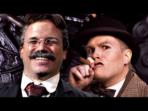 Download Theodore Roosevelt vs Winston Churchill. Epic Rap Battles of History