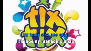 karaoke voninkazo voarara Arione Joy