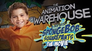 A Day With SpongeBob SquarePants - The Animation Warehouse [Feat. BlameitonJorge]