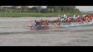 ব্রাহ্মণবাড়িয়া তিতাস নদীর নৌকা বাইচ ২০১৬
