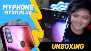 Myphone XI1 Plus - Gaming Phone Unboxing