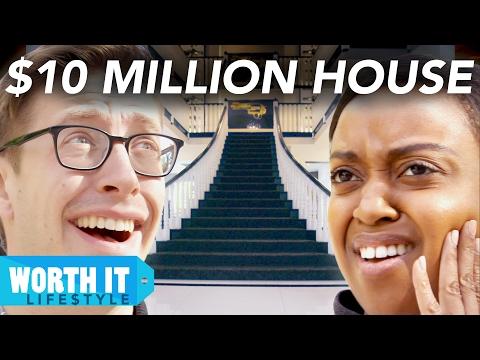 568K House Vs. 10 Million House