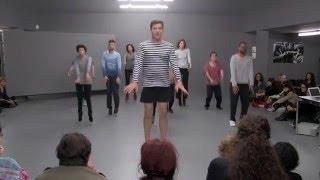 PerformanceProcess / Festival Extra Ball 2015 / Oscar Gomez Mata - L'Alakran