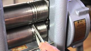 Preview of Using a Rolling Mill to Create Various Wire Shapes and Sheet Forms Tutorial