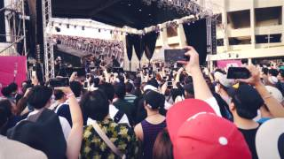 [Live] Gallant - Weight In Gold @SeoulSoulFestival2016 Korea