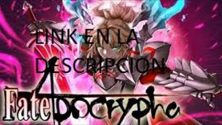 fate apocrypha capitulo 13 ONLINE [Link en la descripción]HD sub español