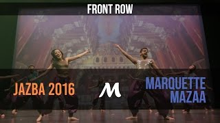 Marquette Mazaa | Jazba Entertainment 2016 [Official Front Row]