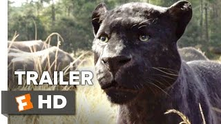 The Jungle Book Official Teaser Trailer #1 (2016) - Scarlett Johansson, Bill Murray Movie HD