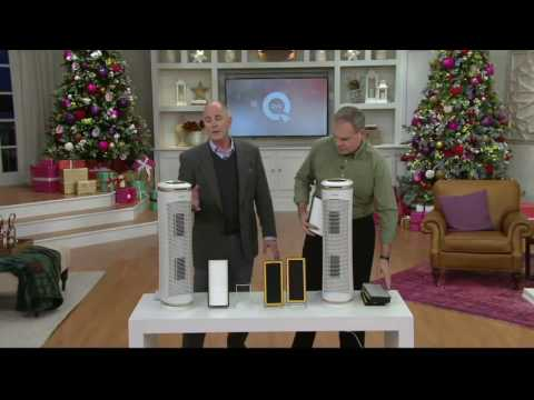 HoMedics True HEPA Air Purifier with PetPlus Technology on QVC