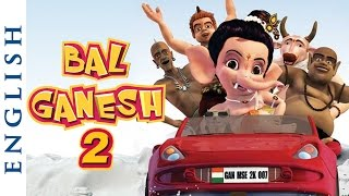 Bal Ganesh 2 - Full Movie in English - Kids Animated Movies - HD