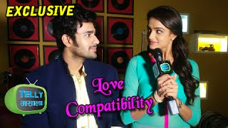Check Out! Abeer & Meher's Fun Compatibility Test | Badtameez Dil