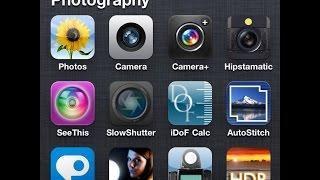 كشكول فوتوغرافي  -  تطبيقات الموبايل المساعدة للمصورين