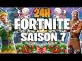 🔴[LIVE 24H] C'EST NOEL SUR FORTNITE SAISON 7  !! Live fortnite fr, pc, ps4