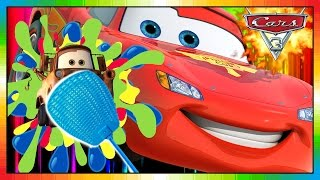 Cars 3 ★★ 2017 ★★ Mini Movie Animation 04 ★★ CARS meets FLY SWATTER ★★ ( funny ) ★★