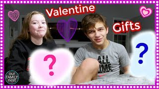 WHAT DID CHASE GET ASHA FOR VALENTINE'S DAY?