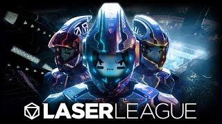 Laser League - Game Grumps VS