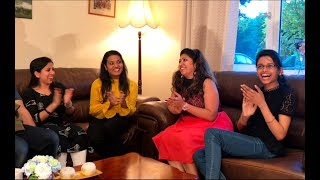 Ireland greets Mentalist Aathi with a chat show