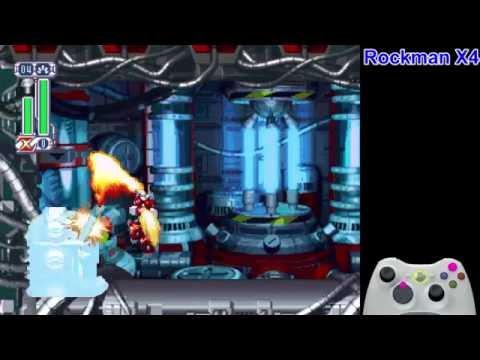 2014.12.07 Rockman X4 禁止� �用「失禮劍」