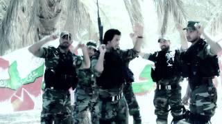 أغاني طائفية لرفع معنويات لواء ابو فضل العباس
