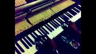 Ajay Aatul Jiv rangla, in jogwa(piano cover prashant ohol )