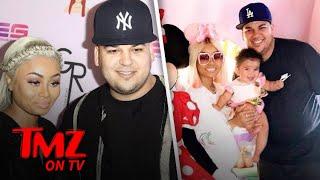 Blac and Rob Squash Custody Battle | TMZ TV