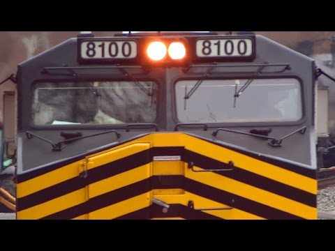 Xxx Mp4 Almost 2 Hrs Of Foreign Power Lease Engines On CSX Amp NS Trains 3gp Sex